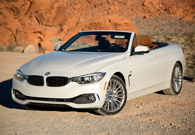 BMW 435 Convertible