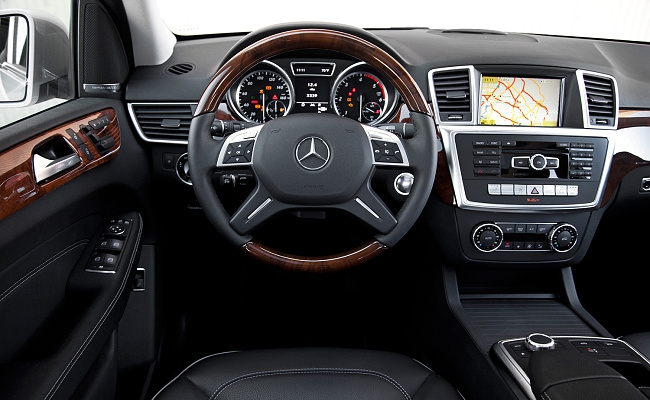 Mercedes ML 350 CDI review   Auto Express