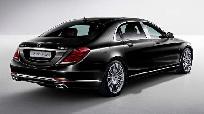 Mercedes Maybach S 500
