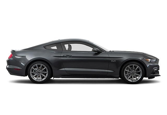 Mustang GT V8 Coupe