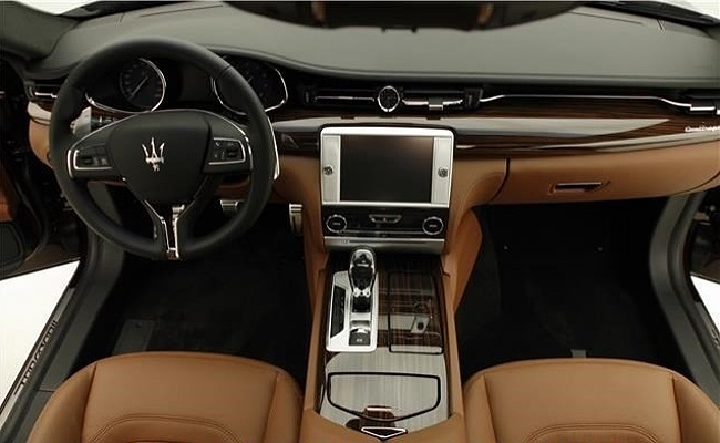 Maserati Quattroporte 4wd In Munich Hire Car Rental Pd