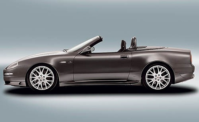 Maserati GranSport Convertible
