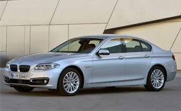 BMW 530 sallon